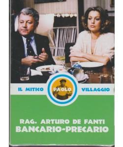 24° DVD il mitico Paolo Villaggio  - Rag.Arturo De Fanti Bancario-Precario