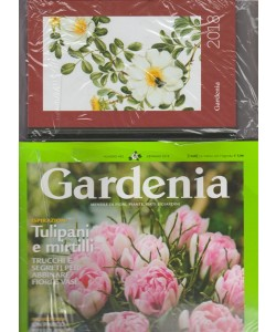 Gardenia - mensile n. 405 Gennaio 2018 Abitare... Tappezzerie botaniche