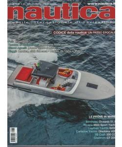 Nautica - mensile internazionale della navigazione n. 669 Gennaio 2018 -
