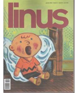 Linus - Mensile n. 1 anno 54 - Gennaio  2018