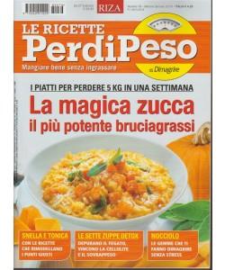 RIZA Le Ricette Perdipeso - Mensile n. 76 Gennaio 2018