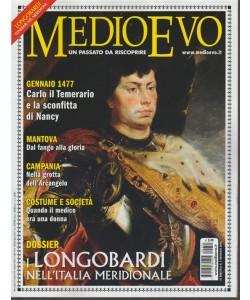 Medioevo - mensile n. 252 Gennaio 2018 - Longobardi: itinerari nel meridione