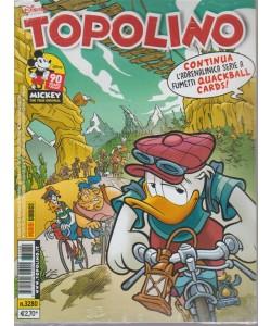 Topolino - n. 3280 - 3 ottobre 2018 - settimanale