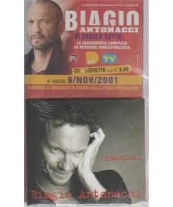 Gli speciali musicali di Sorrisi n. 24 del 2 ottobre 2018 - Biagio Antonacci - cd + libretto - quinta uscita 9/nov/2001