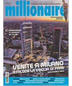 Millionaire - n. 10 - ottobre 2018 - mensile