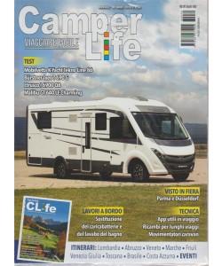 Camper Life + Turismo Clife - n. 70 - mensile - ottobre 2018 - 2 riviste