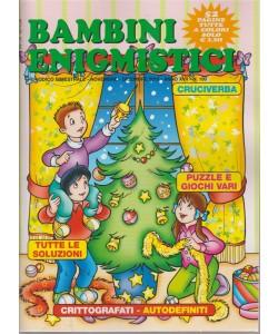 Bambini Enigmistici - n. 100 - bimestrale - novembre - dicembre 2018 - 52 pagine tutte a colori