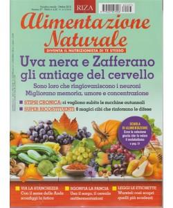 Alimentazione naturale - n. 37 - mensile - ottobre 2018 -