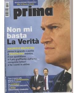 Prima Comunicazione - Allegato  Palinsesti stagione 2018-2019 - Tv 2000 in Blu Radio - n. 497 - settembre 2018 - mensile