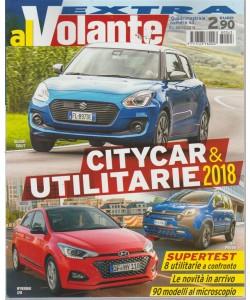 Al Volante Extra - City Car-Utilitarie 2018 - n. 43 - quadrimestrale - 5/10/2018