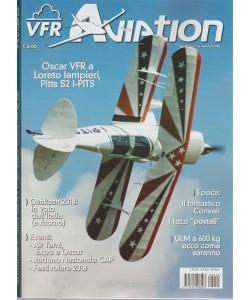 VFR Aviation - n. 40 - ottobre 2018 - mensile di aviazione