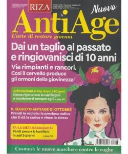 Riza Antiage - n. 6 - ottobre 2018 - mensile
