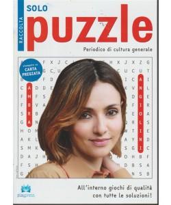 Raccolta solo puzzle - n. 53 - bimestrale - 29/9/2018 - Ambra Angiolini