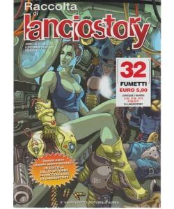 Raccolta di Lanciostory - n. 581 - 6 ottobre 2018 - mensile - 32 fumetti