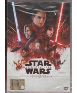 I Dvd Di Sorrisi2 - Star Wars Gli Ultimi Jedi - n. 18 - novembre 2018 - settimanale