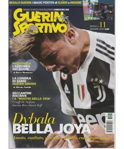 Guerin Sportivo - n. 11 - mensile - novembre 2018 -