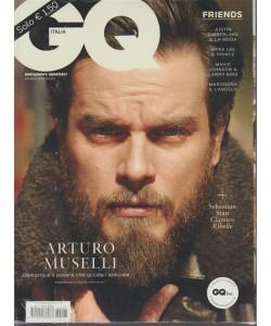 Gq Italia + Gq Inc. n. 223 - ottobre 2018 - mensile - 2 riviste