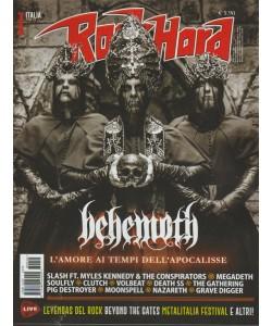 Rockhard Italia - n. 50 - mensile - ottobre 2018