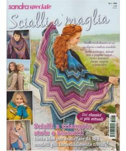 Sandra Speciale - Scialli A Maglia - n. 7 - trimestrale - 18/10/2018