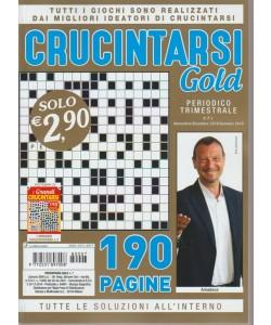 Crucintarsi gold - n. 7 - trimestrale - novembre - dicembre 2018 - gennaio 2019 - 190 pagine
