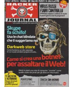 Hacker Journal - n. 225 - mensile - ottobre 2018
