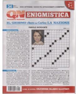 Enigmistica - n. 34 - 22/10/2018 - settimanale