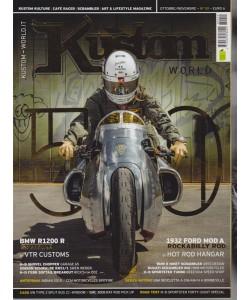 Kustom World - n. 50 - ottobre - novembre 2018 - bimestrale