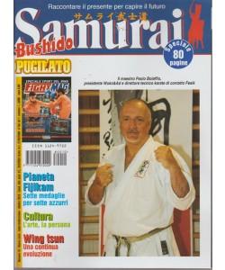 Samurai bushido - Pugilato -  n. 10 - ottobre 2018 - 80 pagine