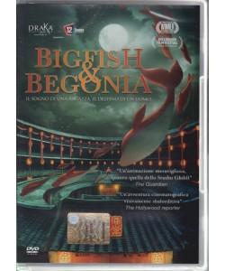 I Dvd Di Sorrisi - n. 21 - settimanale - novembre 2018 - Bigfish & begonia