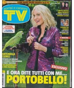 Sorrisi E Canzoni Tv - n. 43 - 23 ottobre 2018 - settimanale