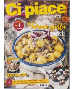 Ci Piace Cucinare ! - n. 89 - 23/10/2018 - settimanale -