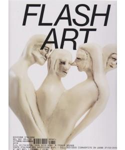 Flash Art - n. 341 - volume 51 - ottobre - novembre 2018 -