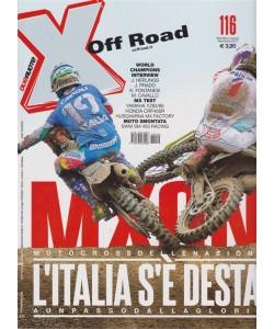 X Off Road -Dueruote - n. 116 - mensile - novembre 2018
