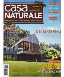 Casa naturale - n. 97 - bimestrale - novembre - dicembre 2018 -