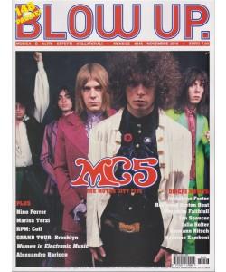 Blow Up Rock - Mc5 - n. 246 - novembre 2018 - mensile