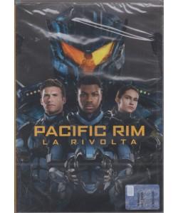 Dvdteca Di Panorama - Pacific Rim La rivolta - n. 14 - settimanale - novembre 2018