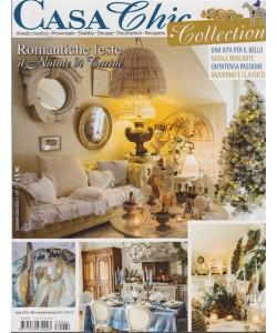 Casa chic collection - n. 61 - bimestrale - novembre - dicembre 2018 -