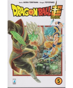 Dragon Ball n. 5 - mensile - novembre 2018 -
