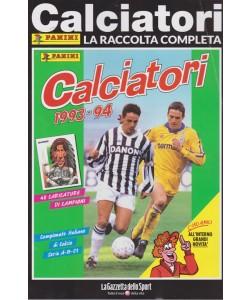 Calciatori - La raccolta completa 1993-94 -