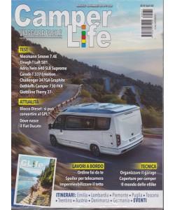 Camper life - n. 71 - novembre 2018 - mensile + Turismo Clife - 2 riviste