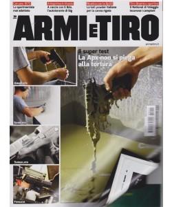Armi E Tiro - n. 11 - novembre 2018 - mensile