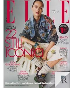 Elle  - n. 12 - 10/11/2018 - settimanale