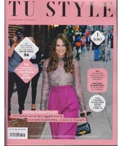 Tu Style - n. 47 - 13 novembre 2018 - settimanale