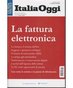 Guida Italia Oggi - La Fattura Elettronica - n. 9 - 9 novembre 2018 - serie speciale