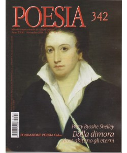 Poesia - n. 342 - mensile - novembre 2018