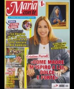 Maria Con Te -  n. 27 - 11 novembre 2018 - settimanale