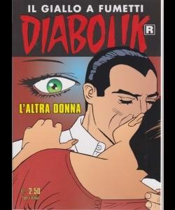 Diabolik Ristampa - n. 689 - mensile - 10/11/2018 - L'altra donna