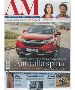 Am -Automese - n. 10 - ottobre 2018 - mensile
