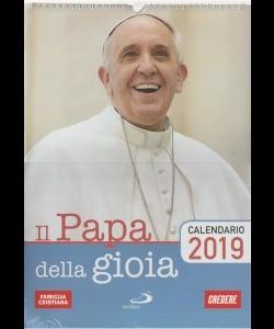 Calendario 2019 - Il Papa della Gioia - cm. 30x42 c/spirale