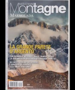 Meridiani Montagne - Marmolada - n. 95 - bimestrale - novembre 2018 - con carta 1:25000
